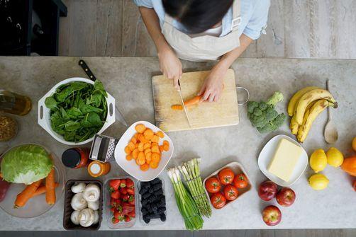 Une alimentation équilibrée pourrait réduire les symptômes de dépression