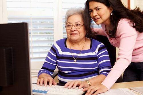 depression personnes âgées