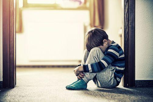 enfant dépressif