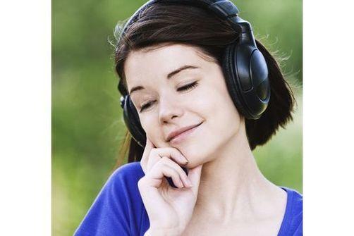 Musique, casque audio