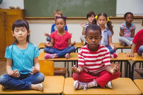 meditation au sein des écoles