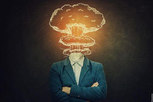 Une étude suggère que l'incertitude peut nous rendre plus enclins à la paranoïa