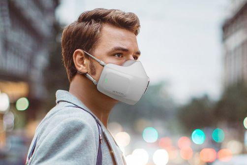 LG lance un masque électronique purificateur d'air