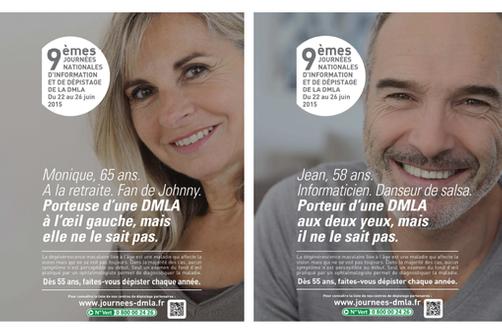 9emes Journées nationales d'information et de dépistage de la DMLA