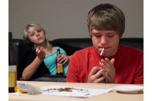 Cannabis et ados