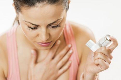 crise d'asthme, ventoline