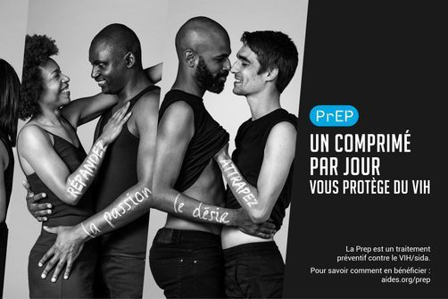 campagne nationale d'information sur la Prep