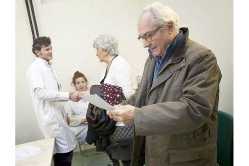 Consultation de prévention des cancers digestifs à l'Institut Curie