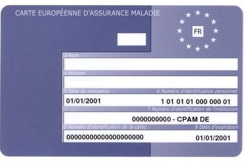 Carte Assurance Maladie Expiration.Carte Europeenne D Assurance Maladie Ce Qu Il Faut Savoir