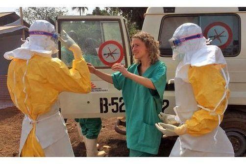 zones d'isolement, Ebola, Guinée