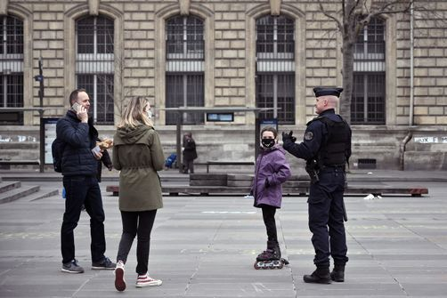 France/Coronavirus : plus de 1.000 morts, vers un prolongement du confinement