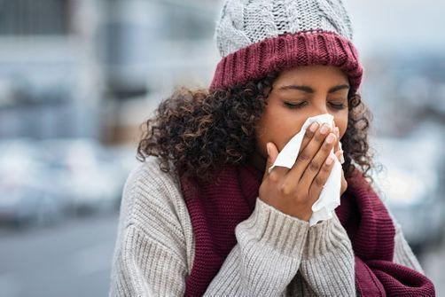 Toute la France est désormais concernée par l'épidémie de grippe