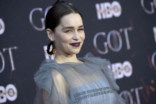 Emilia Clarke (Game of Thrones) victime de deux AVC: