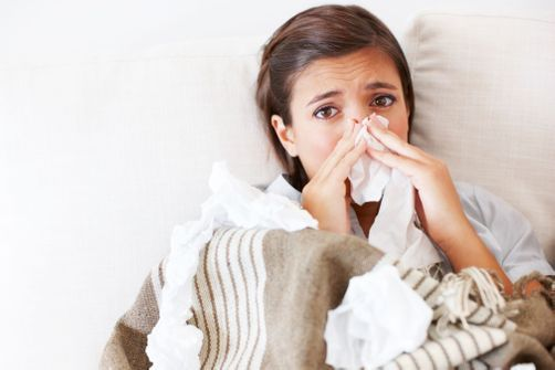 Grippe: l'épidémie a commenc