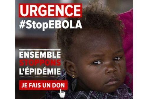 Campagne Unicef, Ebola