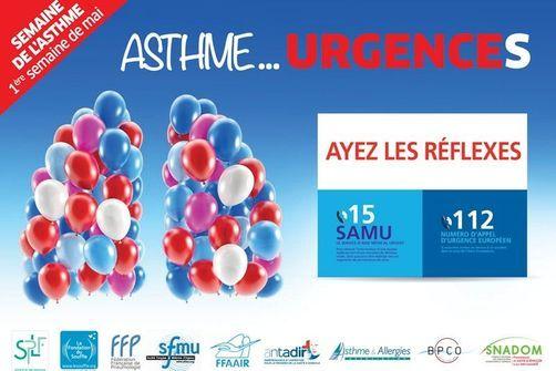 asthme urgences