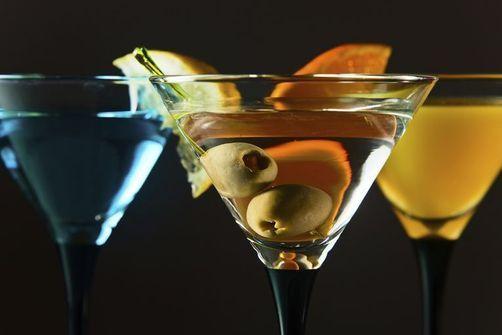 coktails, alcool