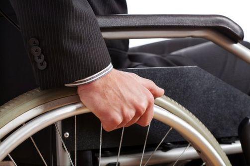 handicap, fauteuil roulant