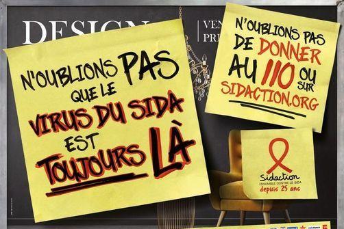 Sidaction 2019 : 4,5 millions d'euros de promesses de dons