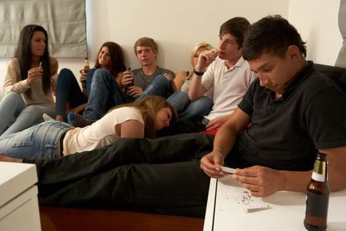 Tabagisme et alcool chez les jeunes