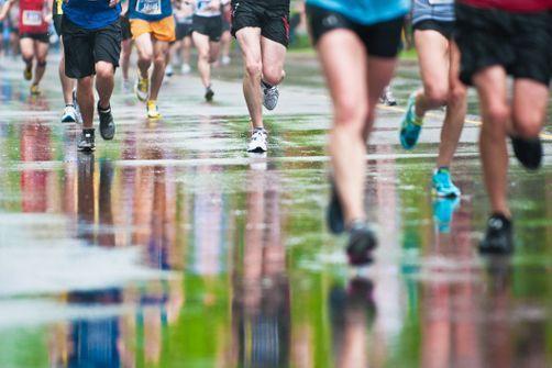Un homme se rompt œsophage lors d'un ultramarathon