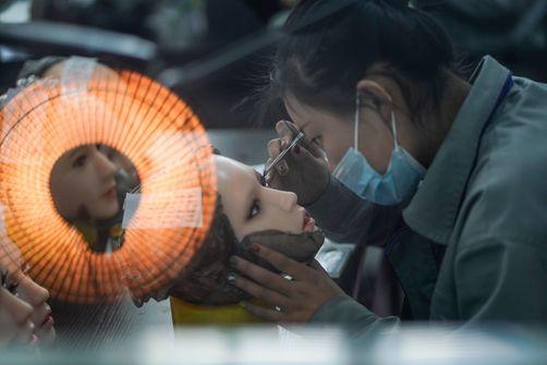 En Chine, des poupées sexuelles parlantes contre la solitude