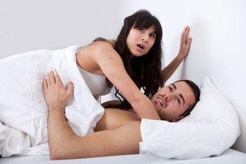 sexe et mensonge