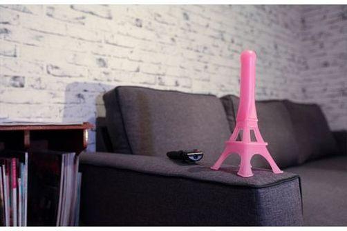 Sex toys : la Tour Eiffel à l'honneur