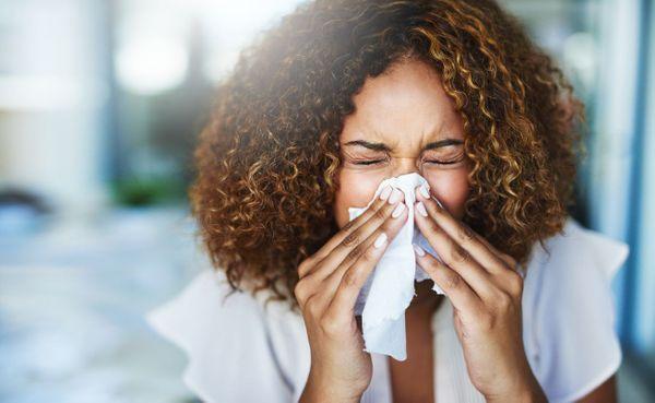 symptomes rhinite allergique