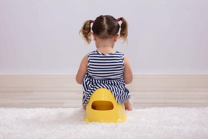 Votre enfant est-il prêt pour le pot ?