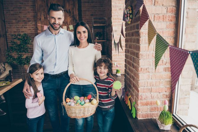 Confinement : comment fêter Pâques à la maison ?