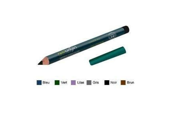 Crayon Liner Bleu 1,1g Natorigin - Avis et Test sur Beauty Lab