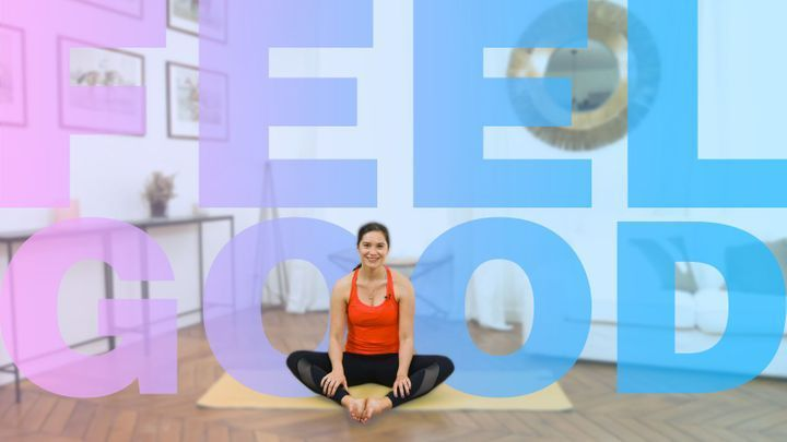 feel good yoga