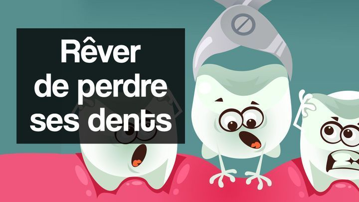 rêver de dents