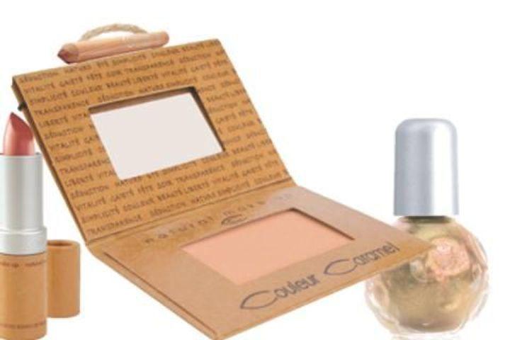Couleur Caramel, maquillage naturel