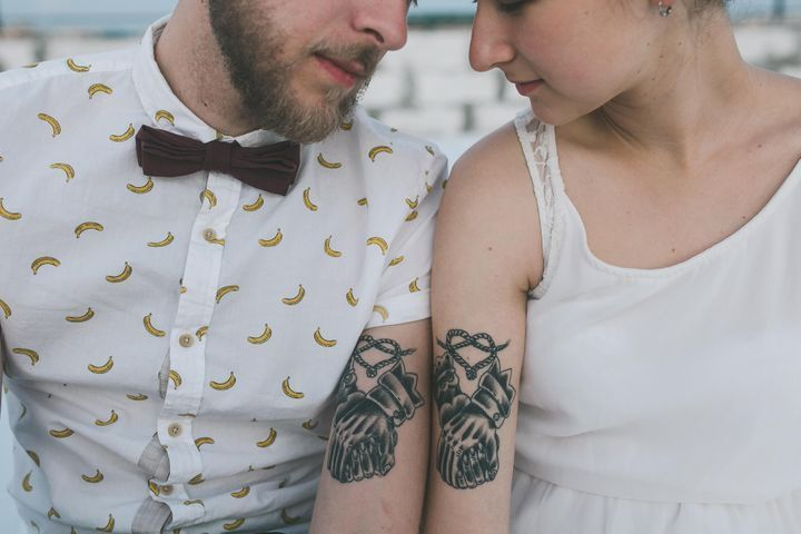 tatouages blessures
