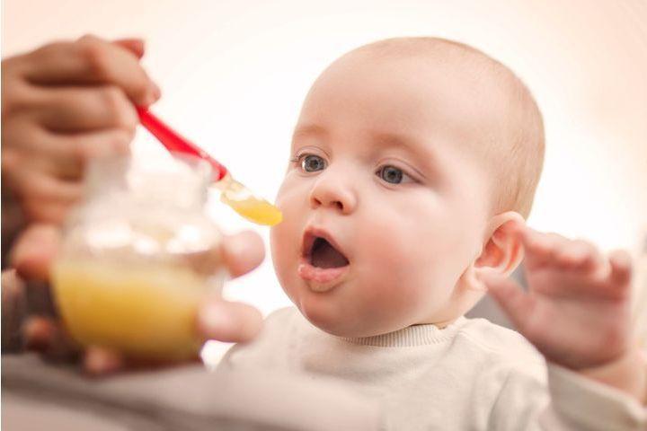 Alimentation bébé 9 mois