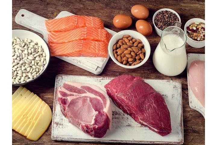 Protéines pour bébé