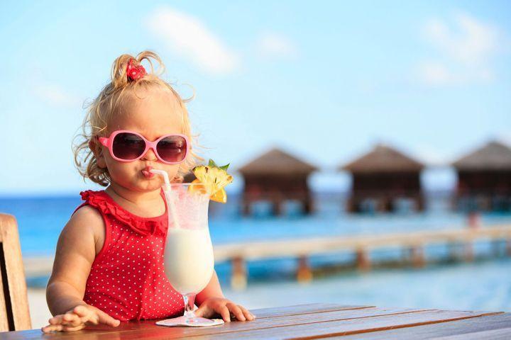 Voyage tropical avec bébé