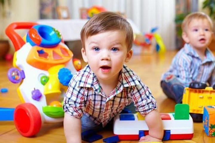 Bruit des jouets audition enfant