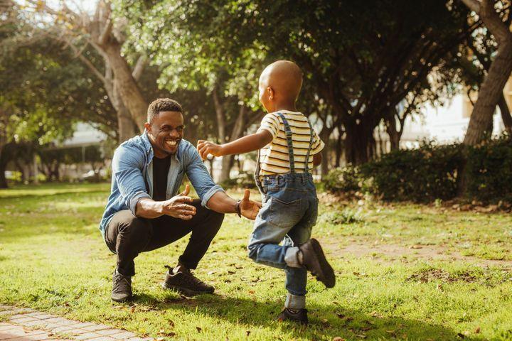 Garde d'enfant : la place du père