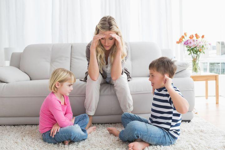 Mes enfants se disputent sans arrêt