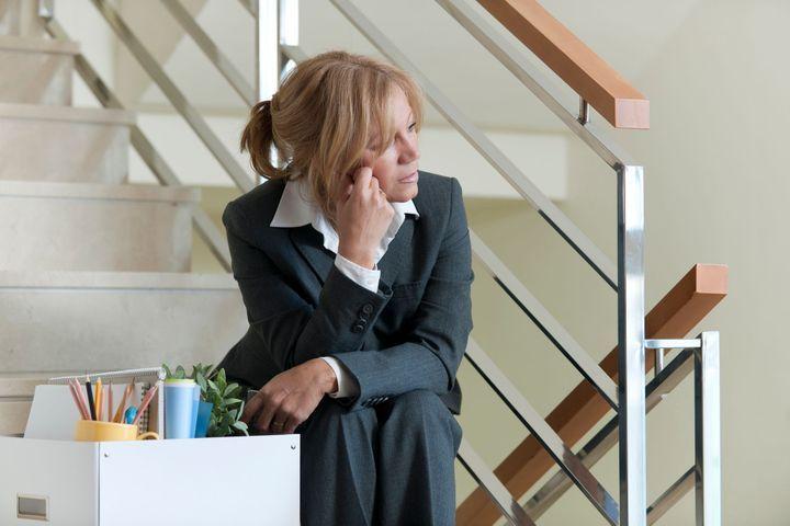 femme chômage