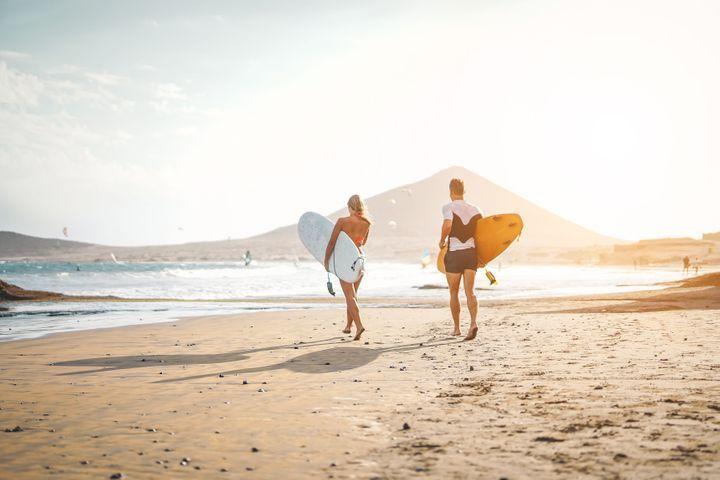 Faire du sport en vacances