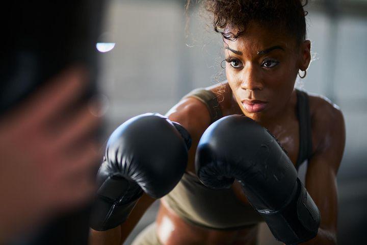 Le sport rend plus forte