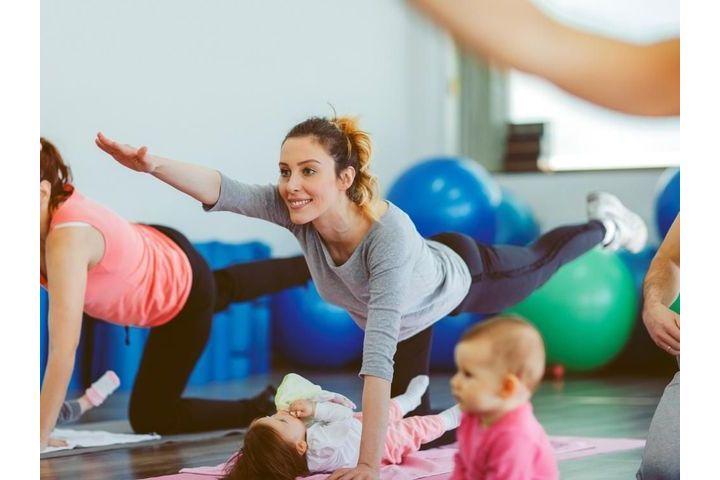 reprendre sport avec bebe