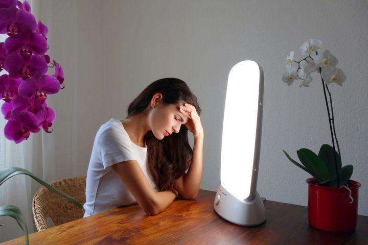 luminothérapie dépression hiver