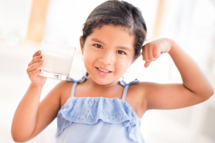 Supplémentation en vitamine D chez l'enfant