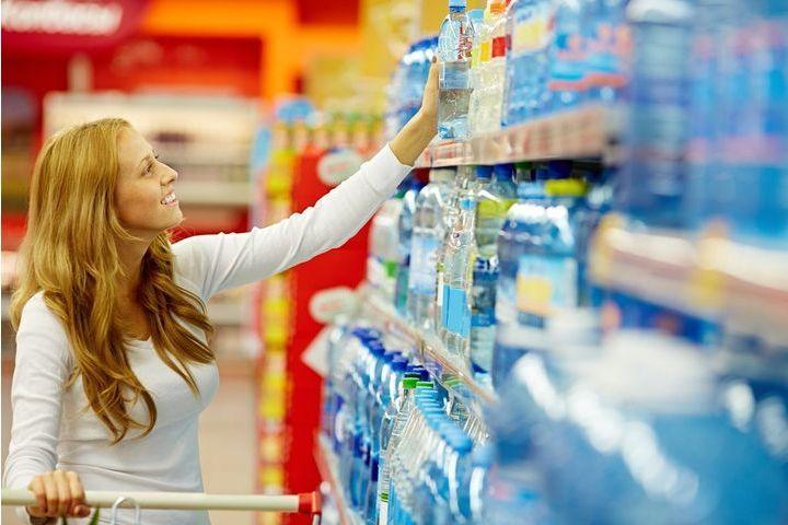 Choisir eau minérale