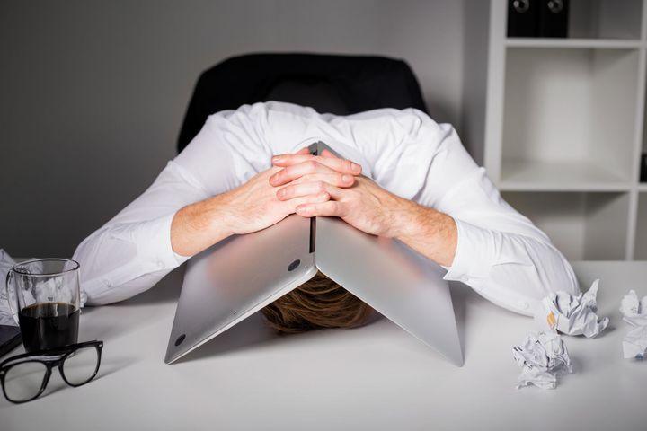 Stress au boulot